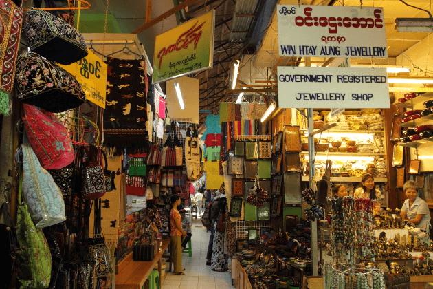 yangon city tour