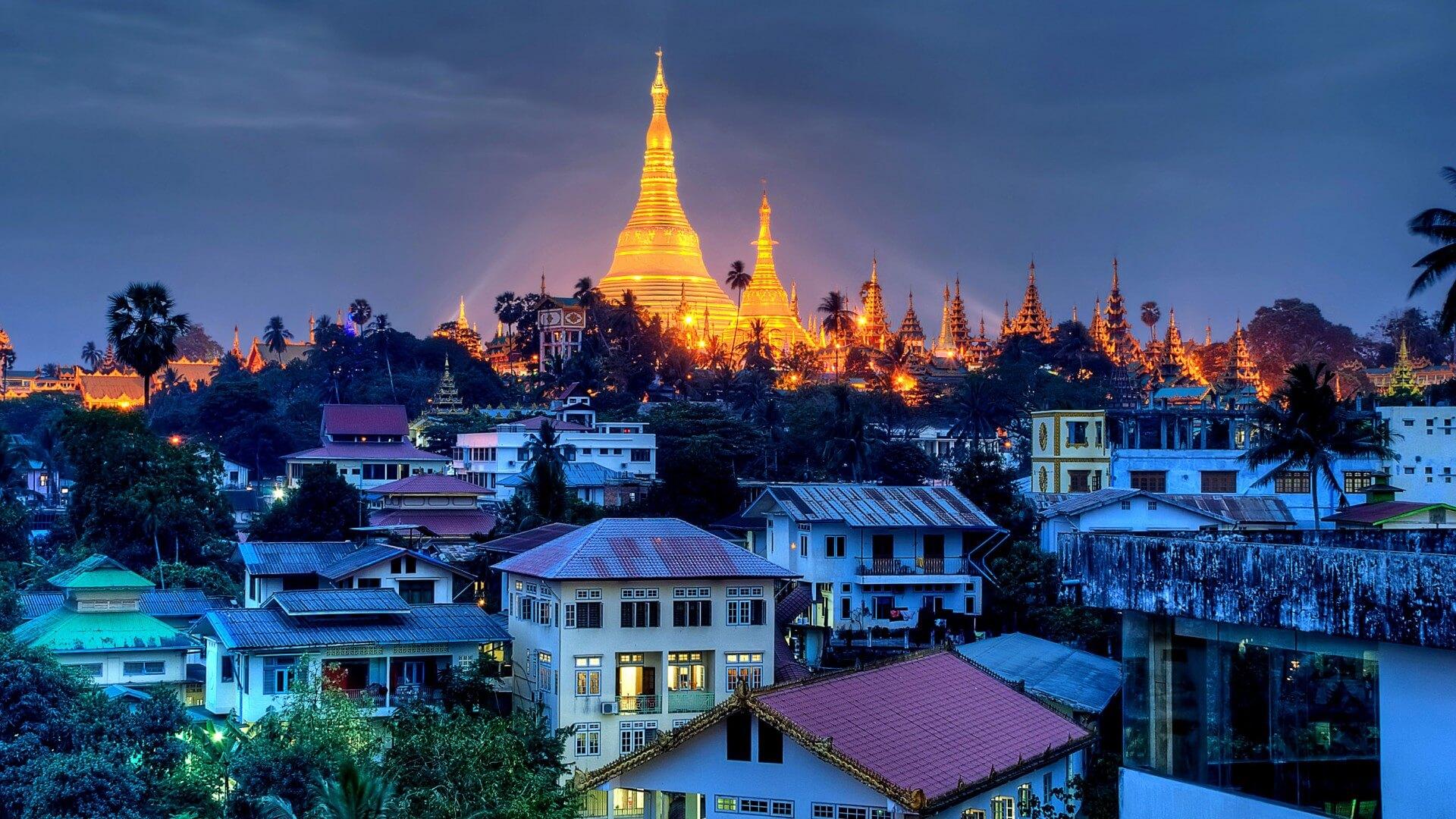 shwedagon pagoda tour 4