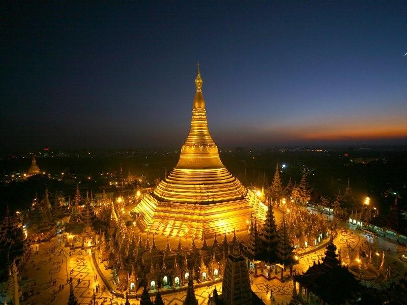 shwedagon pagoda tour 5