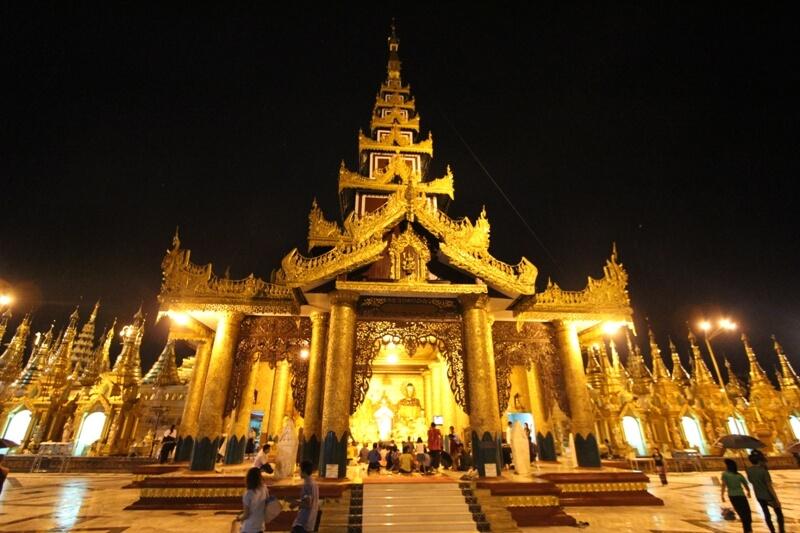 shwedagon pagoda tour 3