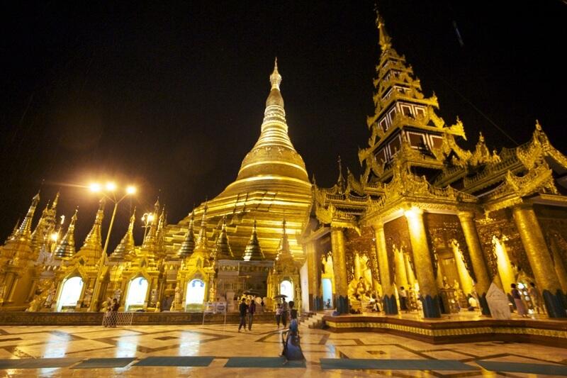 shwedagon pagoda tour 2