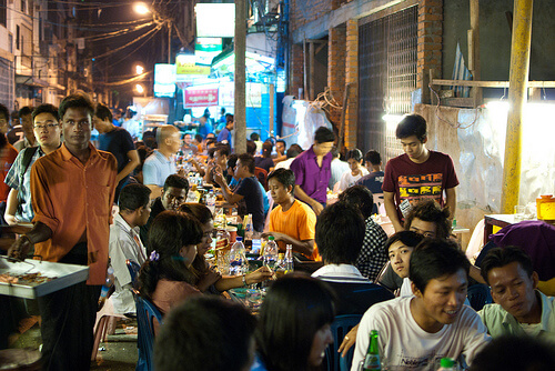 yangon food tour 7