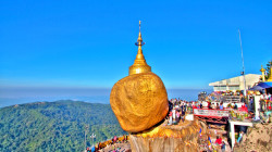 yangon to golden rock