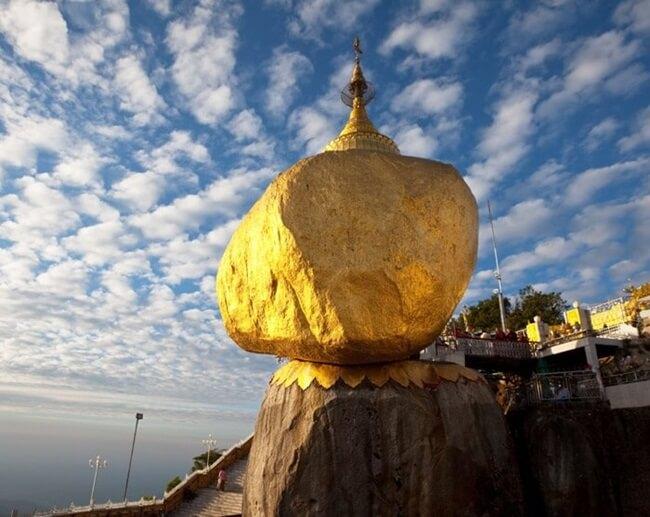 Golden Rock 7