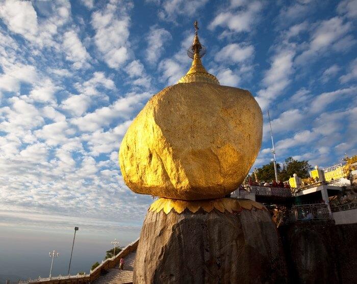 golden rock 5
