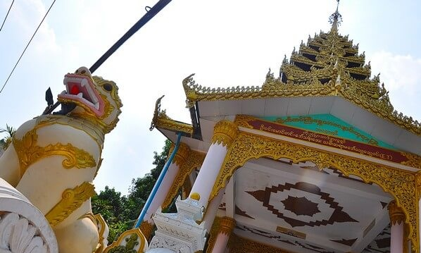 kyaukhtatgyi pagoda 2