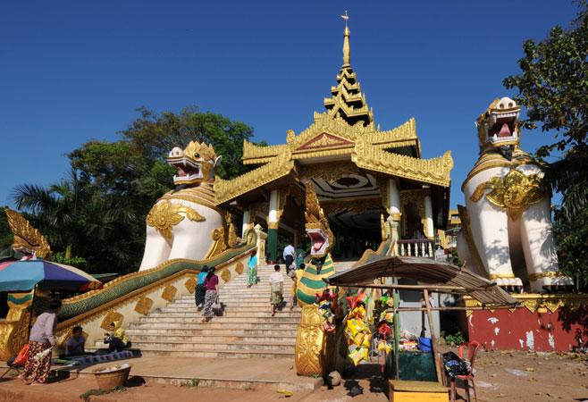 kyaukhtatgyi pagoda 5