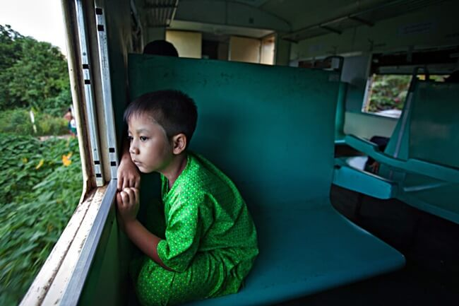 Yangon Circular Train 2