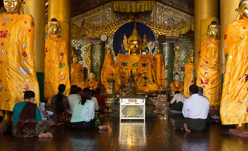 shwedagon pagoda 7