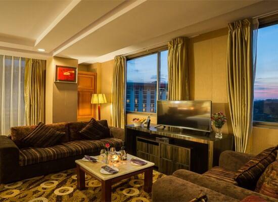 Best Western Green Hill Hotel In Yangon Myanmar