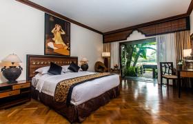 kandawgyi palace hotel - deluxe