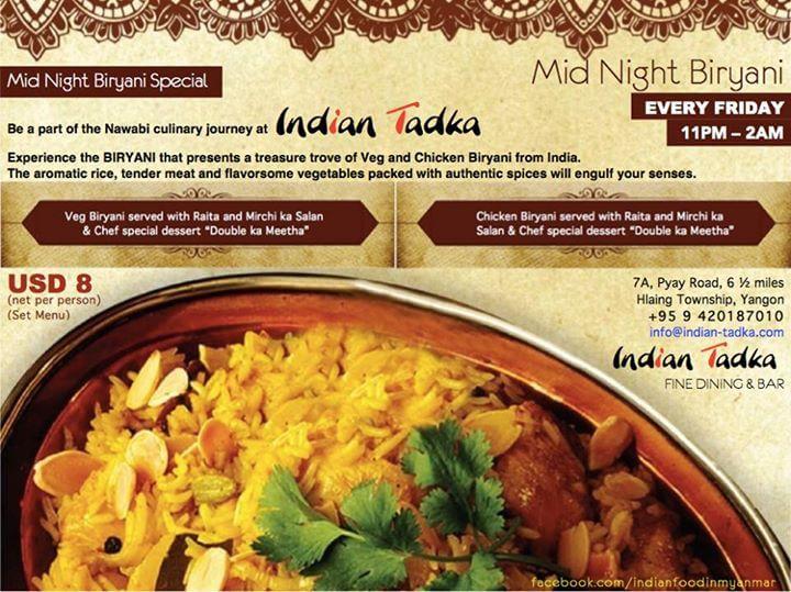 indian restaurants in yangon 2