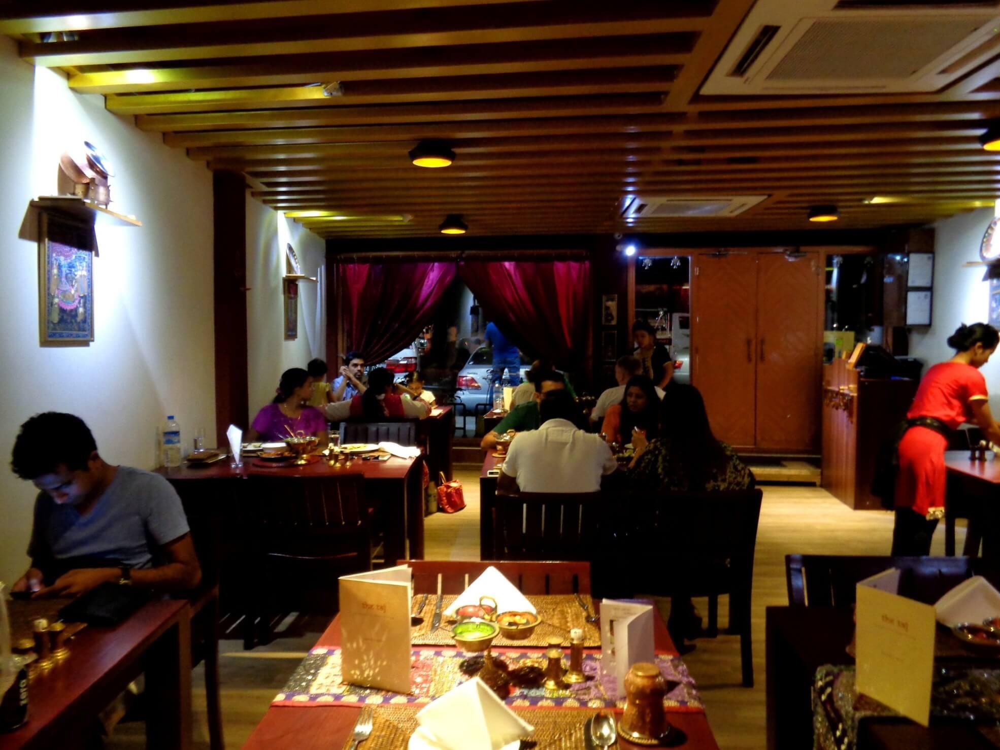 indian restaurants in yangon 6