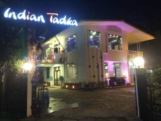 indian restaurants in yangon