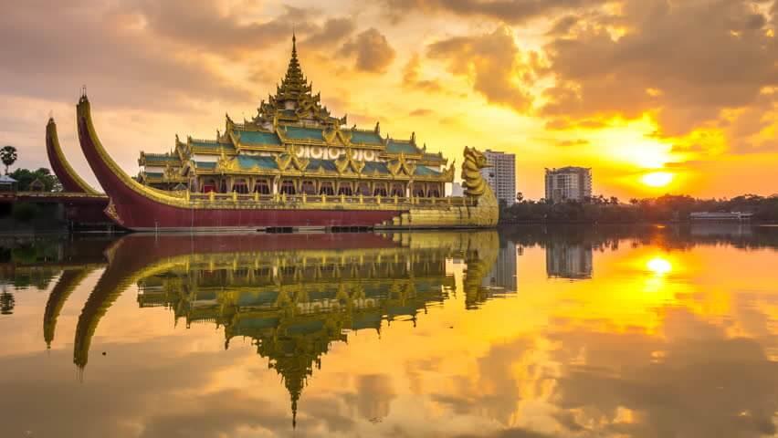 Tours Of Myanmar From Yangon