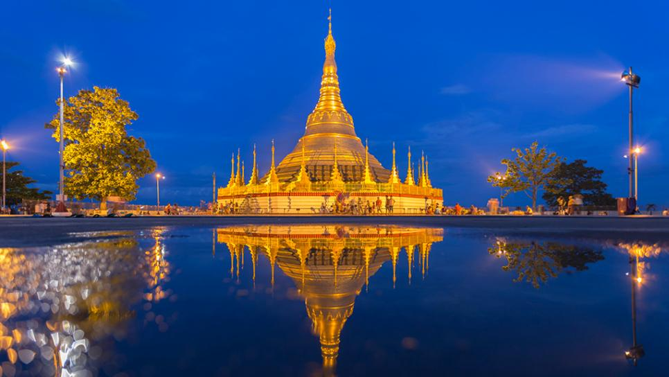 Day Tours In Burma