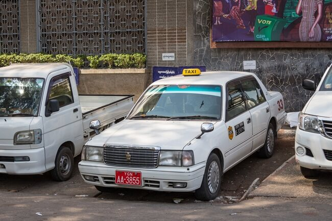 You can hire a taxi or car to get to the pagoda